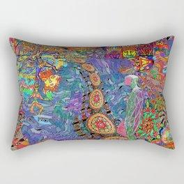 Valley of wonders Rectangular Pillow