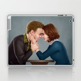 Fitzsimmons - The Forehead Touch Thing Laptop & iPad Skin