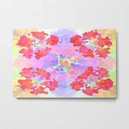 Stains of summer Metal Print