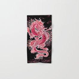 Stellar Dragon Hand & Bath Towel