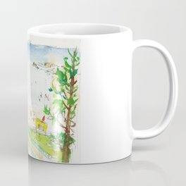 Rainbow Bay, Qld. Australia Coffee Mug