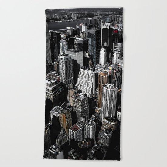 Boxes of Manhattan Beach Towel