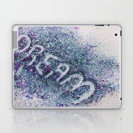 I Dream of Glitter Laptop & iPad Skin