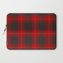CAMERON CLAN SCOTTISH KILT TARTAN DESIGN Laptop Sleeve