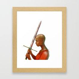 Marama Framed Art Print