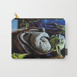 Swamp Dwelling Mystical Knight (Supplemental) Carry-All Pouch