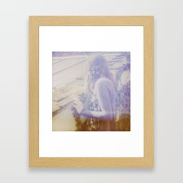 Consolation Framed Art Print
