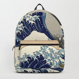 The Great Wave Backpack