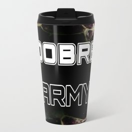 Dobre Army Travel Mug