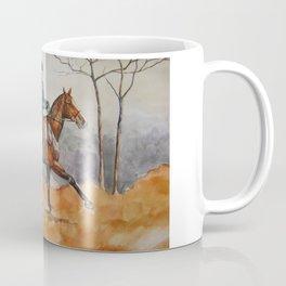 Fall Rider Coffee Mug