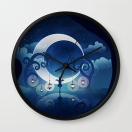 Time to go Wall Clock