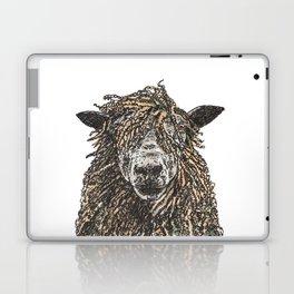 Cotswold Sheep Laptop & iPad Skin