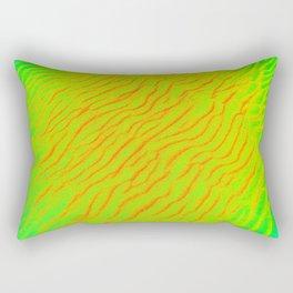 Thermal art 150 Rectangular Pillow