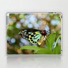 Winged Blossom Laptop & iPad Skin
