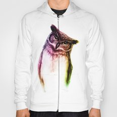 The wise Mr. Owl Hoody