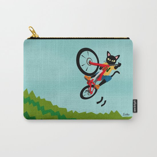 Bike Action Carry-All Pouch