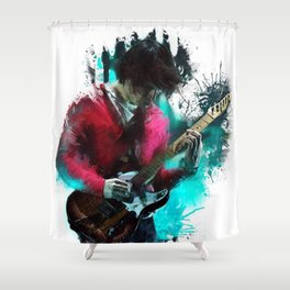 Jonny Shower Curtain