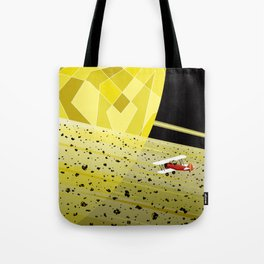 Lost In Time and Space Tote Bag