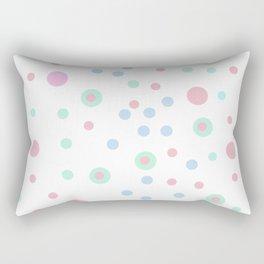 candy dots Rectangular Pillow