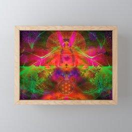The Easter Queen Framed Mini Art Print
