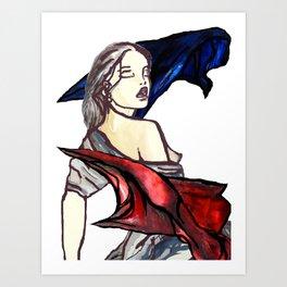 Vertigo of Bliss/Only Revolutions Art Print