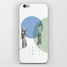 Only the Best Kind of Society iPhone & iPod Skin