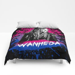 Wanheda the 100 - LGTB Comforters