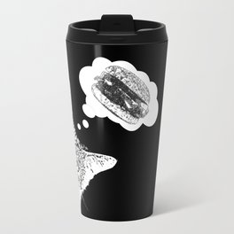 Cheeseburgers, yes please! Travel Mug