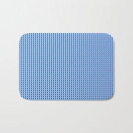 Blue Q Cube Brock Pattern Bath Mat