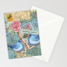 Where Shall We Fly Dear? Stationery Cards