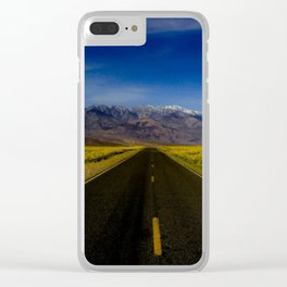 Mile 27 Clear iPhone Case