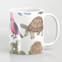 Animal Kingdom Coffee Mug