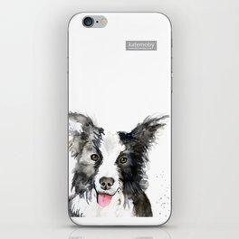 Inky Dog iPhone Skin