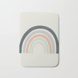Abstract Rainbow Bath Mat
