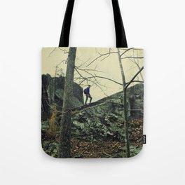 The Climber Tote Bag