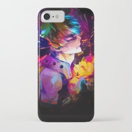 The hero of the explosions iPhone Case