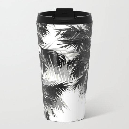 Paradis Noir IV Metal Travel Mug
