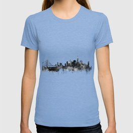 San Francisco Black and White T-shirt