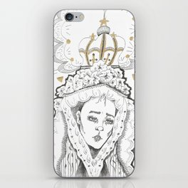 madre iPhone Skin