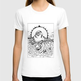 Tiger Falcon T-shirt