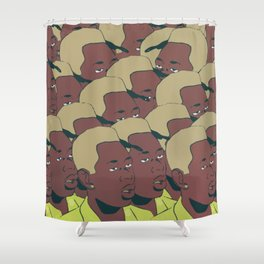 Tyler Okonma Shower Curtain
