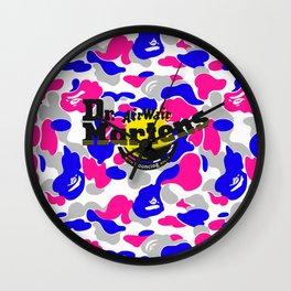 Bape x Dr Martens Wall Clock