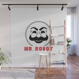 MR Robot Fsociety Wall Mural