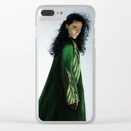 Loki - There Are No Men Like Me XIX Version I Clear iPhone Case