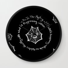 Be In the Mystery Wall Clock