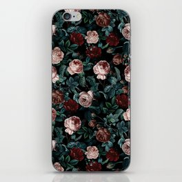 EXOTIC GARDEN - NIGHT XV iPhone Skin