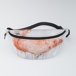 Pink Flamingo Fanny Pack