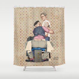I hope this will be the right one Shower Curtain