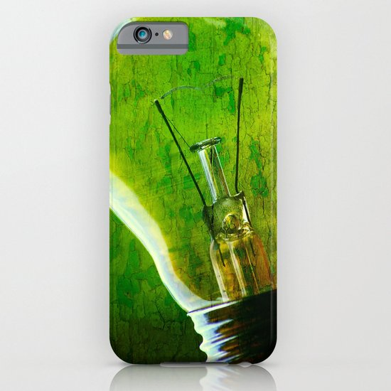 think green iPhone & iPod Case