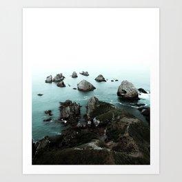 Stormy Ocean Art Print